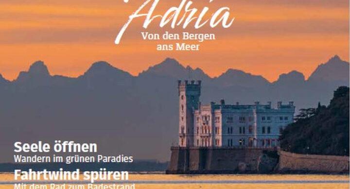 Il FVG protagonista e in copertina sul prestigioso Dav Panorama tedesco